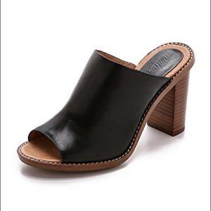 Madewell open toe mule 7.5